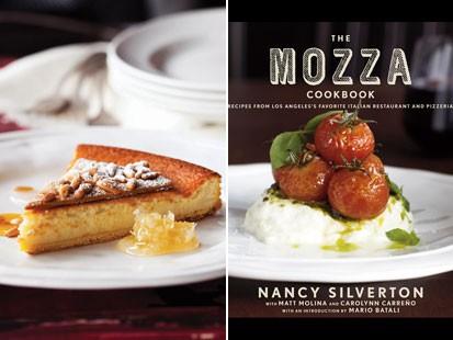 PHOTO:??The Torta della Nonna from The Mozza Cookbook.