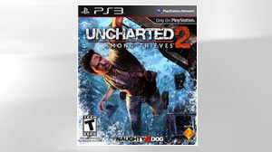 "PHOTO The game ""Uncharted 2: Among Thieves"" is shown."