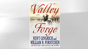 Photo: Book Cover: Valley Forge: George Washington and the Crucible of Victory