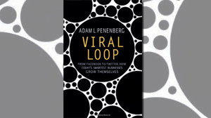 "PHOTO The cover for the book ""Viral Loop: From Facebook to Twitter, How Todays Smartest Businesses Grow Themselves"" is shown."