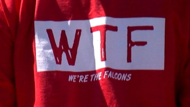 """VIDEO: North Pointe Prep High School parent calls """"Were the Falcons"""" spirit shirts """"distracting."""""""
