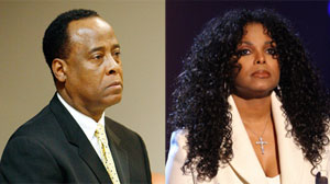 Janet Jackson Says Dr. Conrad Murray Should Not Be Allowed to Practice Medicine Again