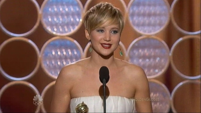 VIDEO: Jennifer Lawrence and Amy Adams walked away with wins for their performances.