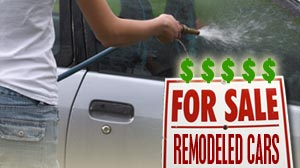Remodeled Clunkers for sale.