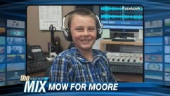 VIDEO: Dyllon Orthman, 11, has mowed nearly 90 lawns on his summer vacation to help victims in Moore, Okla.