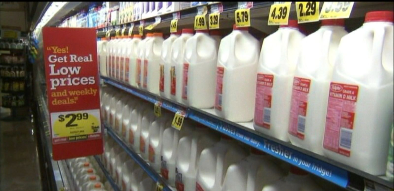 VIDEO: A congressional committee is meeting to discuss dietary guidelines amid new evidence suggesting that milk fat may help prevent heart disease.