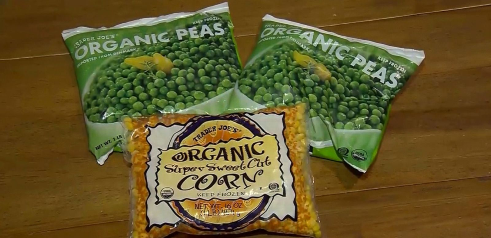 VIDEO: CRF Frozen Foods of Pasco, Washington, has expanded a voluntary recall for some of its products, which included organic and non-organic fruits and vegetables because of the risk of Listeria, according to the company's statement.