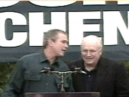 VIDEO: President Bush makes an offhand remark about N.Y. Times reporter Adam Clymer.