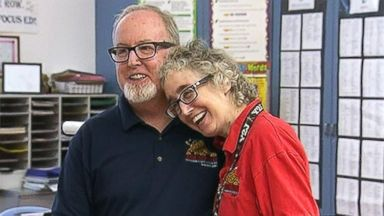 PHOTO: Teachers at an elementary school in Cudahy are showing their compassion by donating personal sick days to help a fellow teacher.