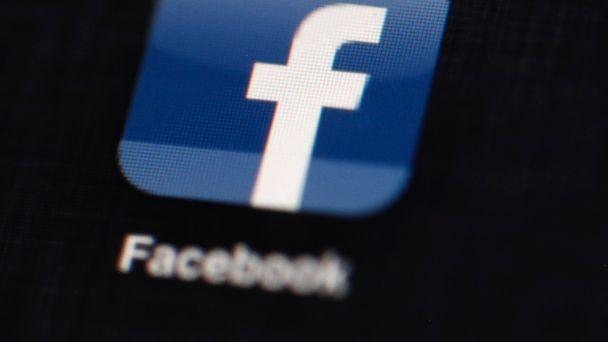 PHOTO: The Facebook logo displayed on an iPad in Philadelphia, May 16, 2012.