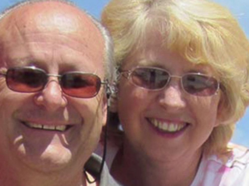 PHOTO: This photo provided by Jeremy Writebol shows his parents, David and Nancy Writebol, who are Christian missionaries in Liberia. Nancy Writebol is one of two Americans working for a missionary group in Liberia that have been diagnosed with Ebola.