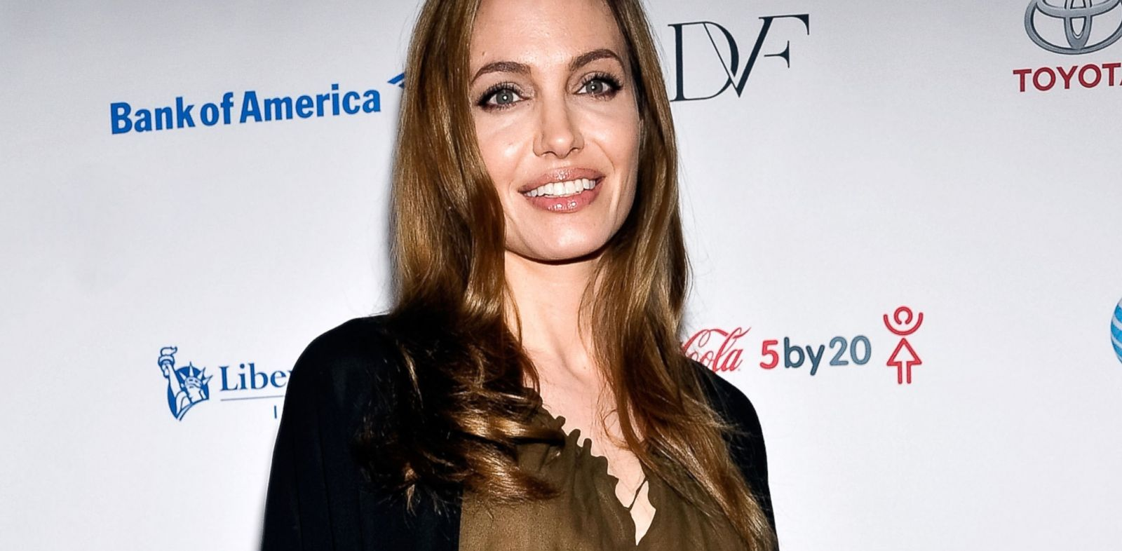 PHOTO: Actress Angelina Jolie attends the Women in the World Summit 2013