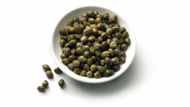 PHOTO: Capers my help fight allergies.