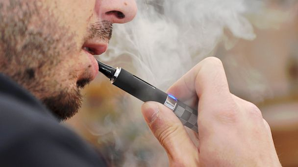 PHOTO: E-Cigarettes On The Rise