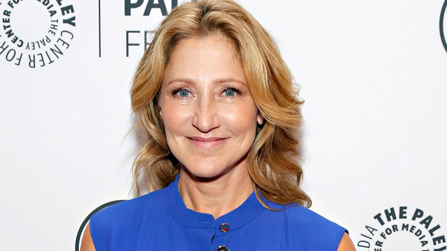 "PHOTO: Edie Falco attends the ""Nurse Jackie"" panel at The Paley Center for Media, Oct. 6, 2013, in New York City."