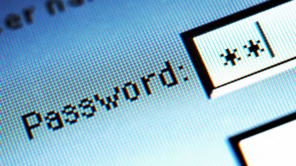 PHOTO: Cyberathazagoraphobia is the fear of forgetting your password.