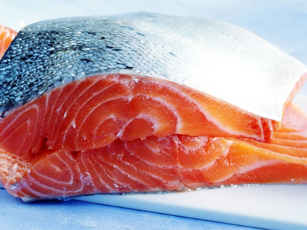 PHOTO: Salmon fillets are pictured in this stock image.