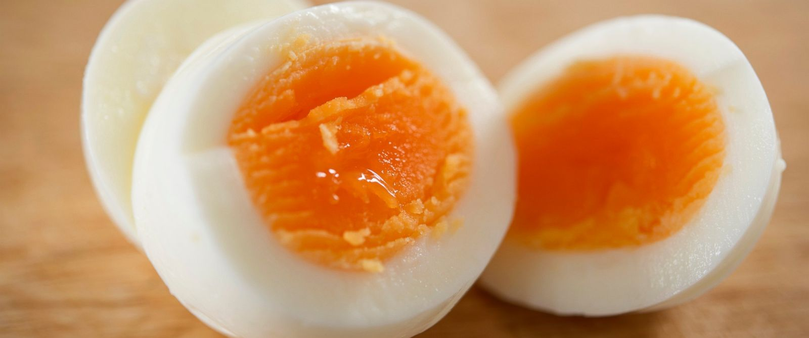 PHOTO: Scientists can now return a hard boiled egg white back to its original state.Scientists can now return a hard boiled egg white back to its original state.