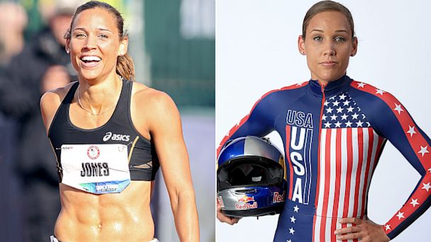 PHOTO: Lolo Jones