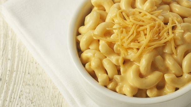 PHOTO: Packaged mac and cheese is high in high fructose corn syrup and other added sugars.
