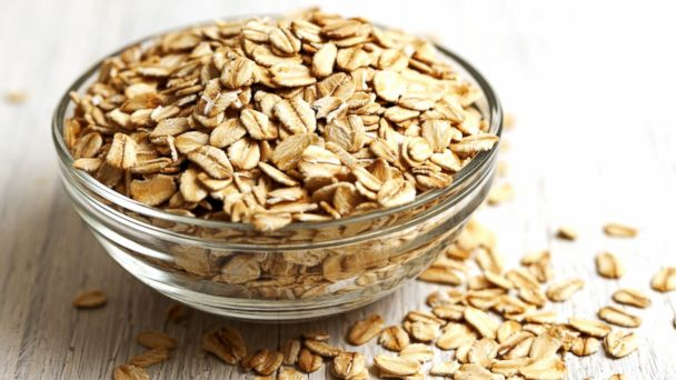 PHOTO: Use oatmeal to help with eczema, sunburn and hives.