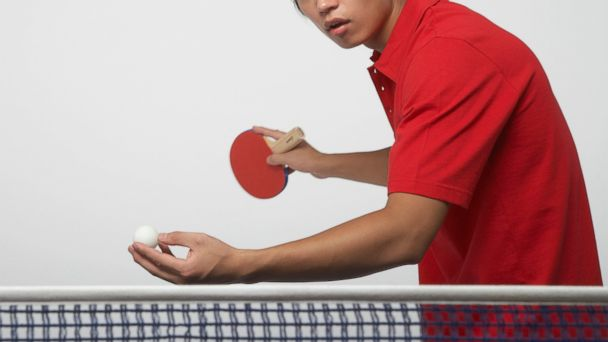 PHOTO: According to new study ping pong improves your hand-eye coordination and gives you a dose of brain-boosting social interaction.