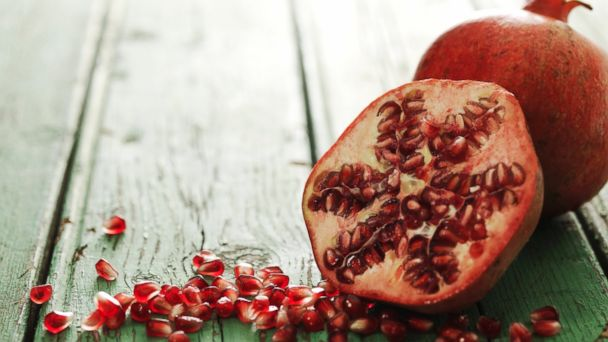 PHOTO: According to a study published in Cancer Prevention Research, ellagic acid in pomegranates might help protect against cancer.