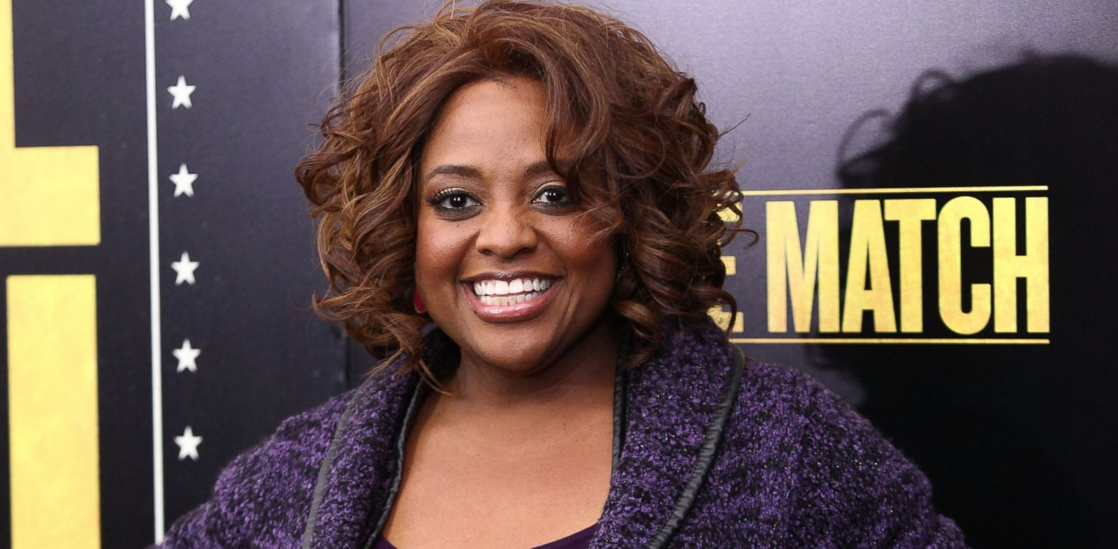 """PHOTO: In this file photo, Sherri Shepherd attends the """"Grudge Match"""" screening on Dec. 16, 2013 in New York City."""