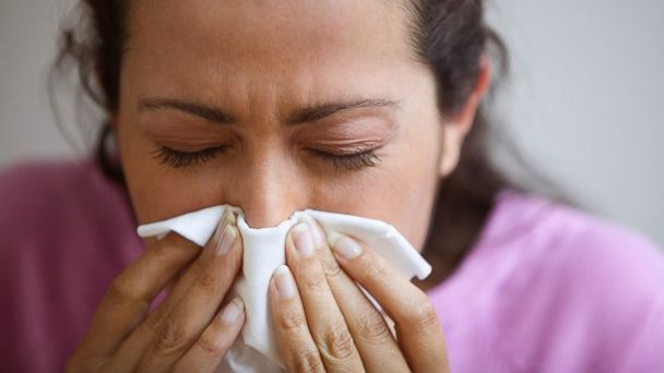PHOTO: Find out how a sneeze can send you to the ER.