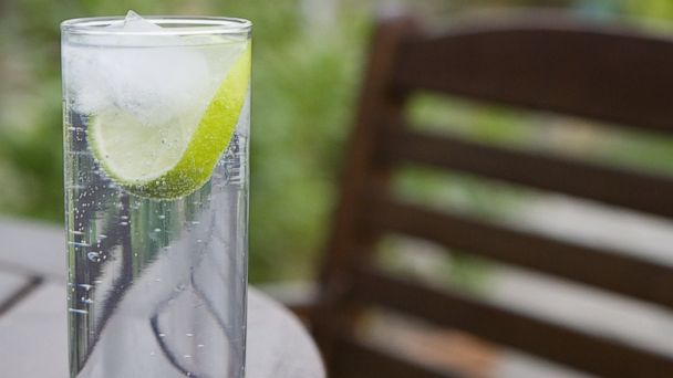 PHOTO: Tonic Water may be bitter but it can contain more than 20 grams of sugar in an 8 ounce serving.