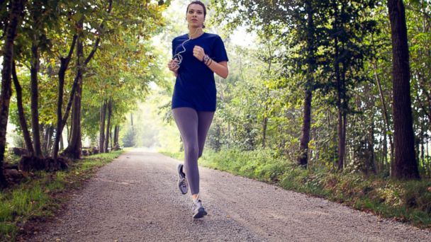 PHOTO: Thirteen million women regularly run, according to a report by the Sports & Fitness Industry Association.