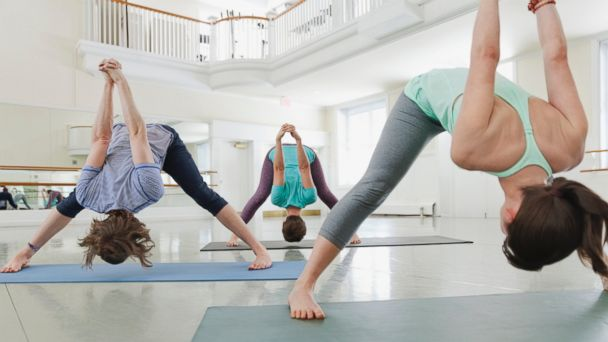 PHOTO: Your yoga class might be doing more harm than good.