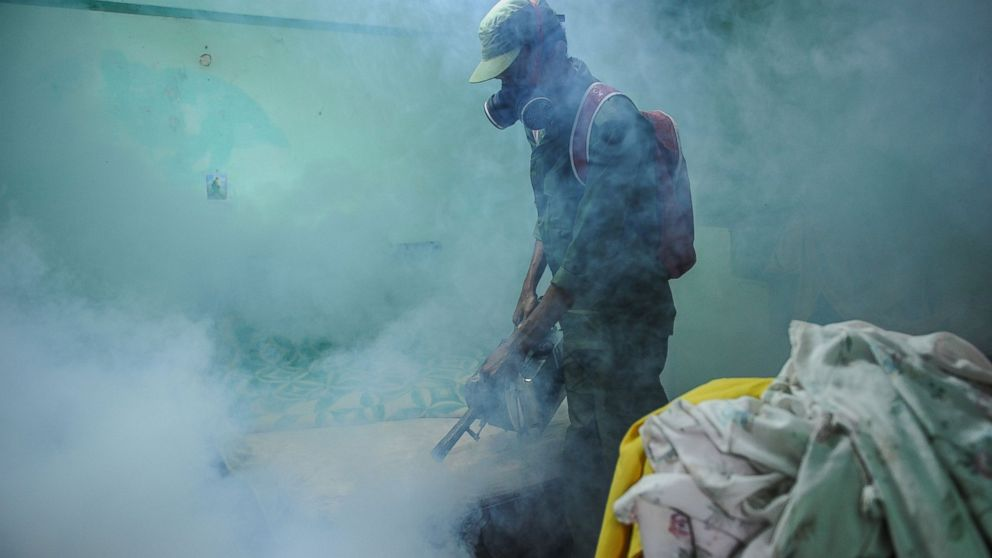 Good Morning America Zika Virus : To combat zika spread who strengthens guidelines for