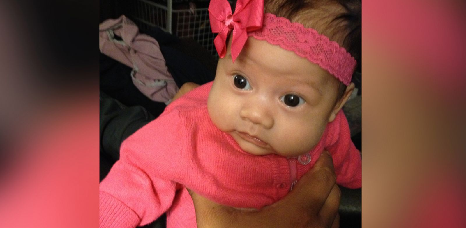 PHOTO: Hope Juarez, now two months old, was born after losing 80 percent of her blood to fetal-maternal hemorrhage.