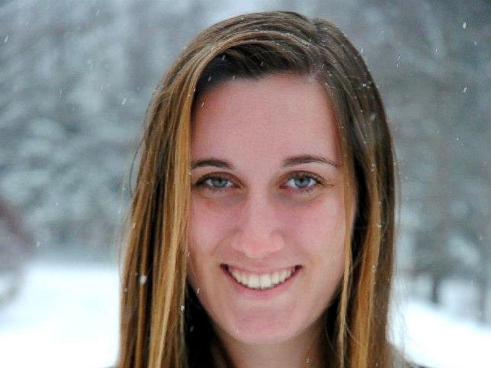 PHOTO: Merritt Levitan in her senior photo from Milton Academy.