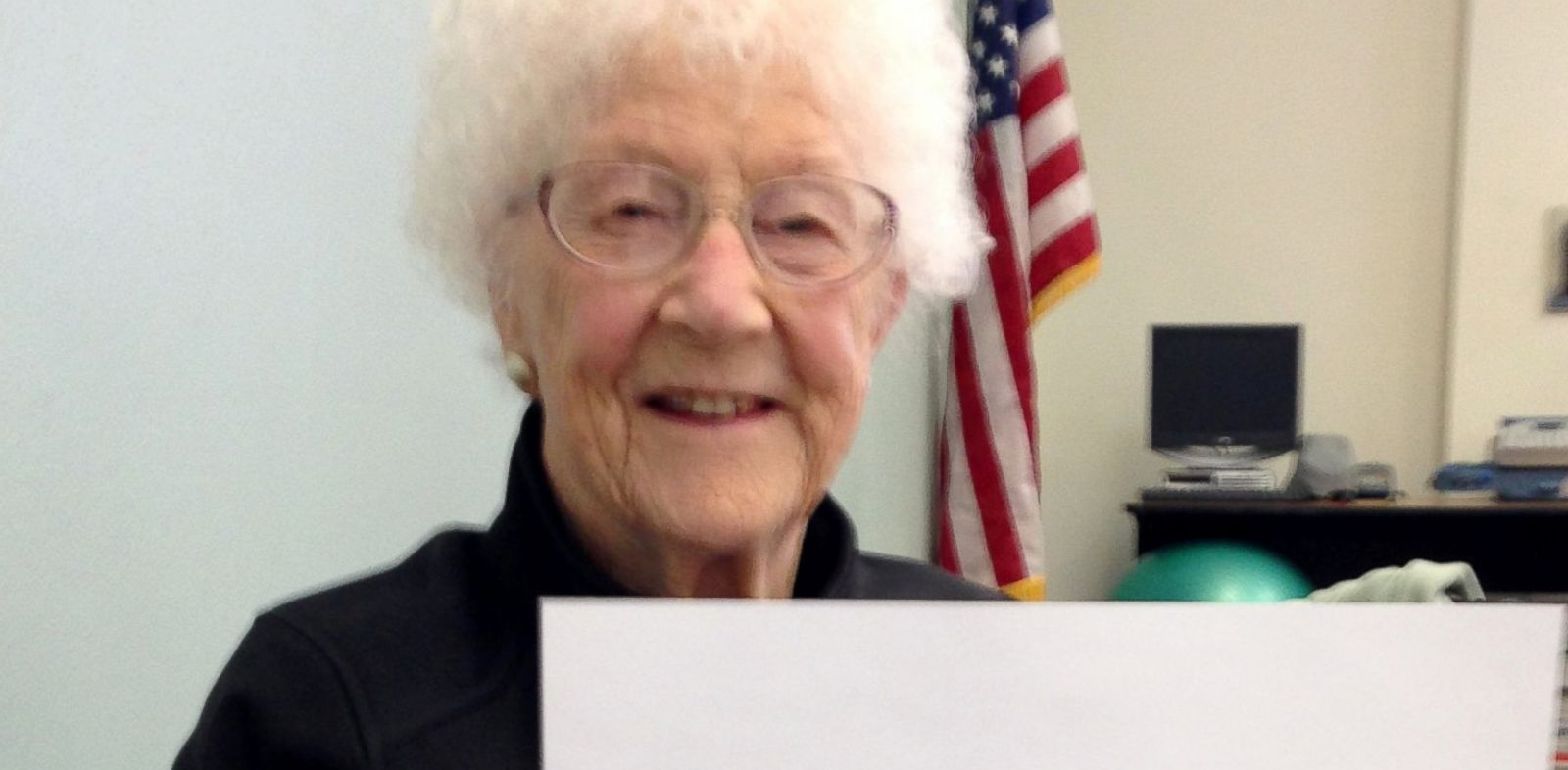 PHOTO: At 106, Edythe Kirchmaier is Facebooks oldest registered user.