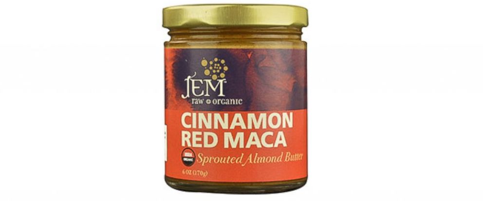 PHOTO: JEM Raw is recalling nut butters after health officials found a likely link to a salmonella outbreak.