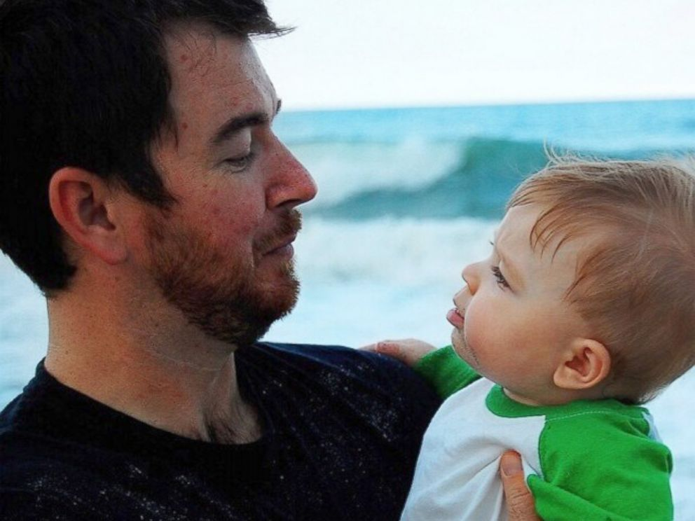 PHOTO: Sammys dad, Justin, has been in kidney failure since before he was born.