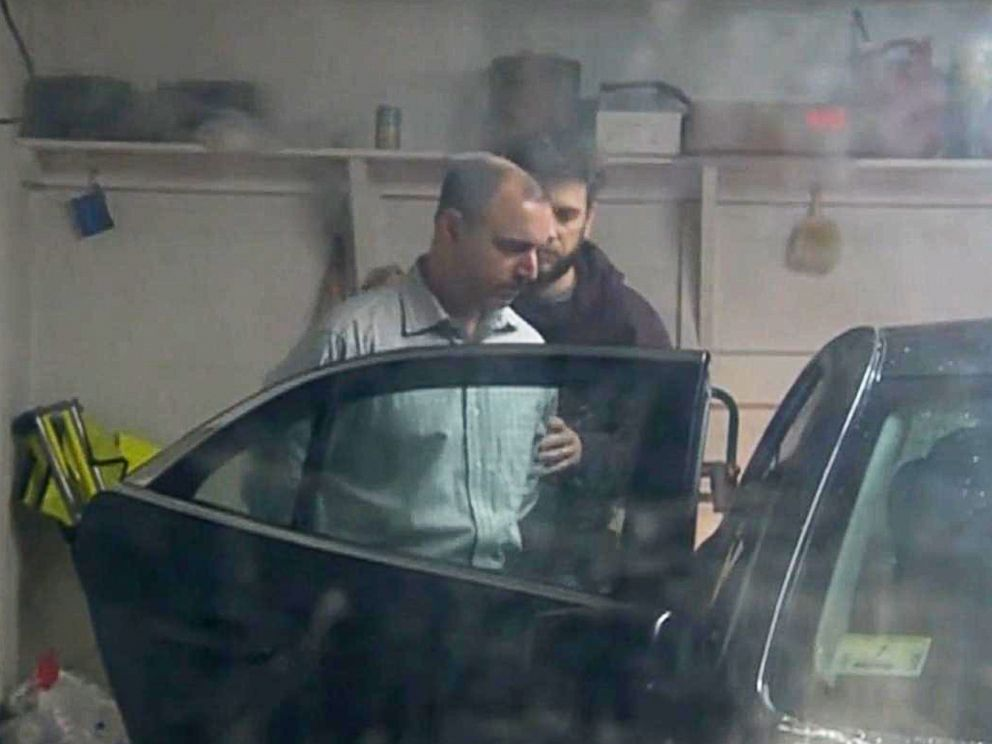PHOTO: Two co-founders and 12 former employees of the New England Compounding Center connected to a deadly fungal meningitis outbreak were arrested, Dec. 17, 2014.
