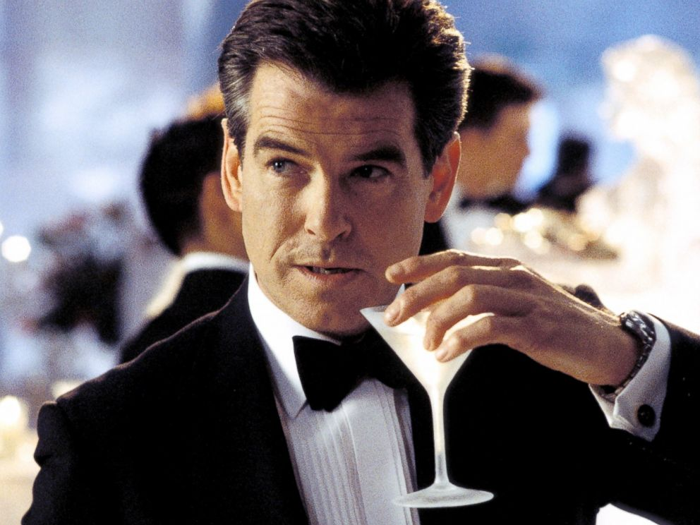 PHOTO: Pierce Brosan portrays British spy James Bond in the movie version of Die Another Day.