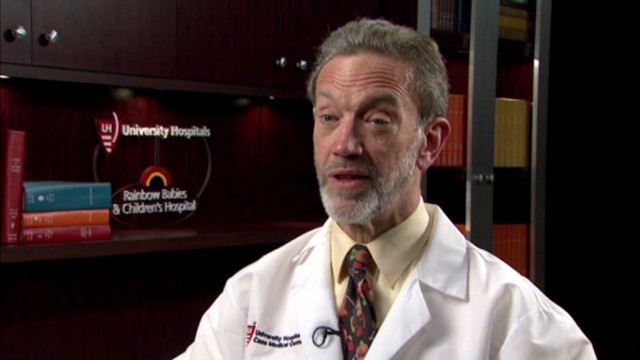 VIDEO: Dr. Max Wiznitzer says although too much Mercury may be bad, eating fish is beneficial for babies.