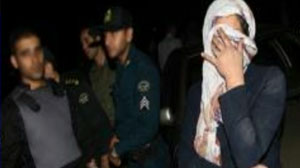 PHOTO Iran detains American woman on spy charges
