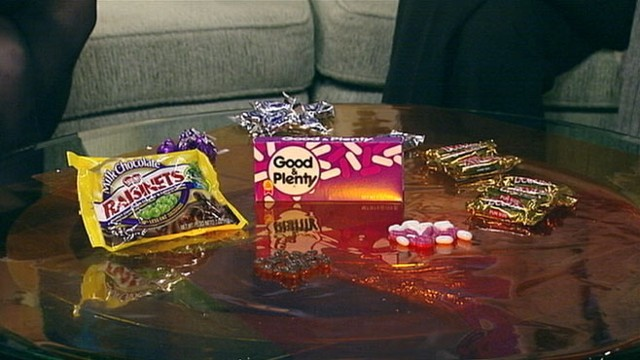 VIDEO: Keri Glassman on making better candy choices on Halloween.
