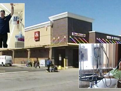 Video: Customer donates kidney to clerk.