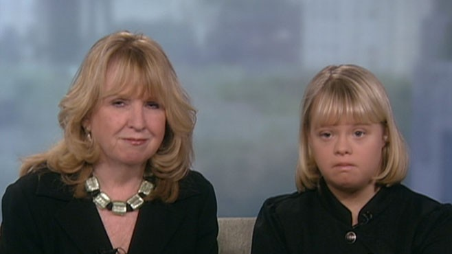 """VIDEO: AbilityPath.orgs Sheryl Young and """"Glees"""" Lauren Potter discuss the project."""