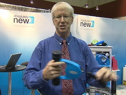 VIDEO: Vet Marty Becker unveils some of his favorite finds from the Global Pet Expo.