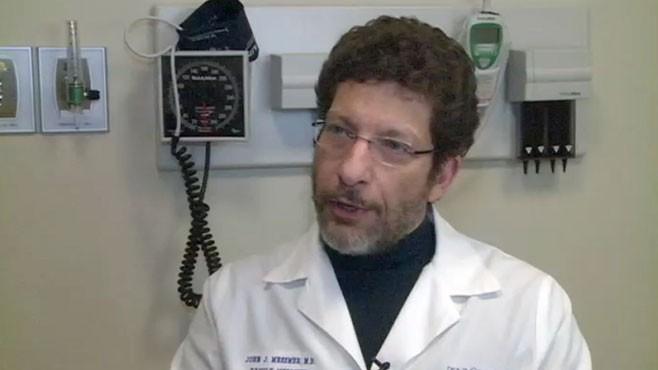 VIDEO: Penn State Hersey Medical Centers Dr. John Messmer explains.