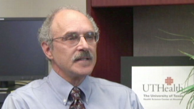 VIDEO: University of Texas Healths Dr. Tom Cole says nursing a grudge is bad for you.