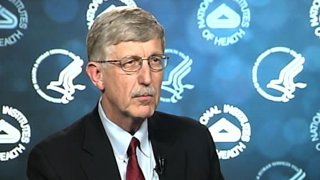 VIDEO: NIH director Dr. Francis Collins discusses the importance of family history.