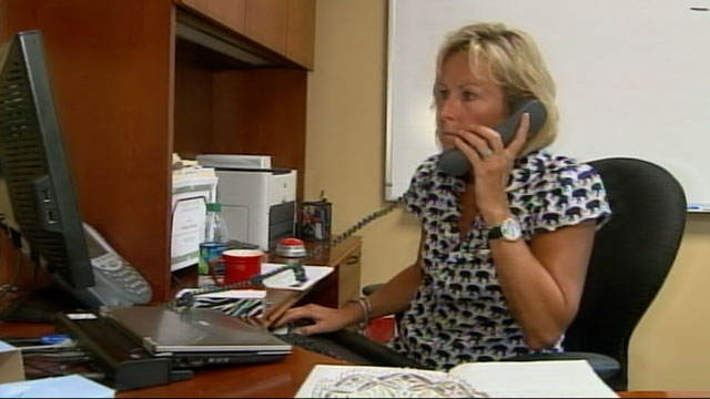 """PHOTO:Debbie Watkins is """"the most stressed out person in America"""" -- or at least she fits the criteria for one, according to a new study about middle-aged women."""